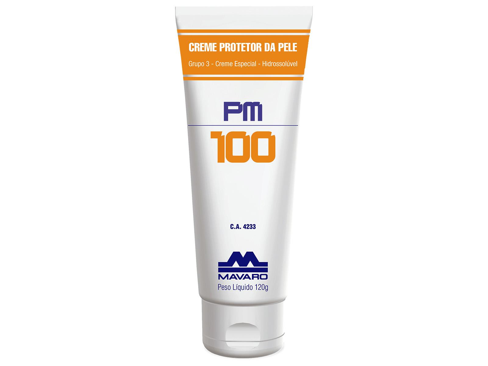 Creme de Proteção Profissional PM 100