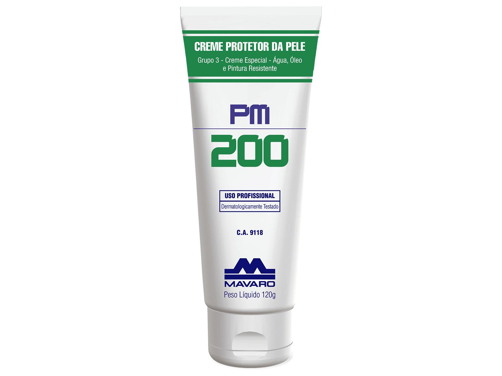 Creme de Proteção Profissional PM 200