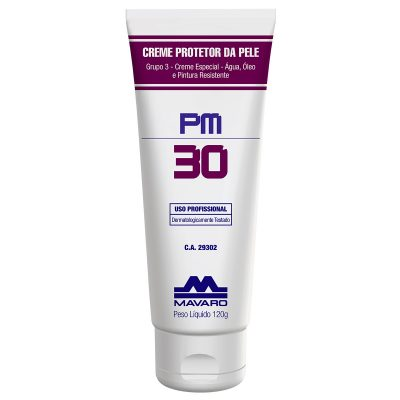 Creme de Proteção Profissional PM 30