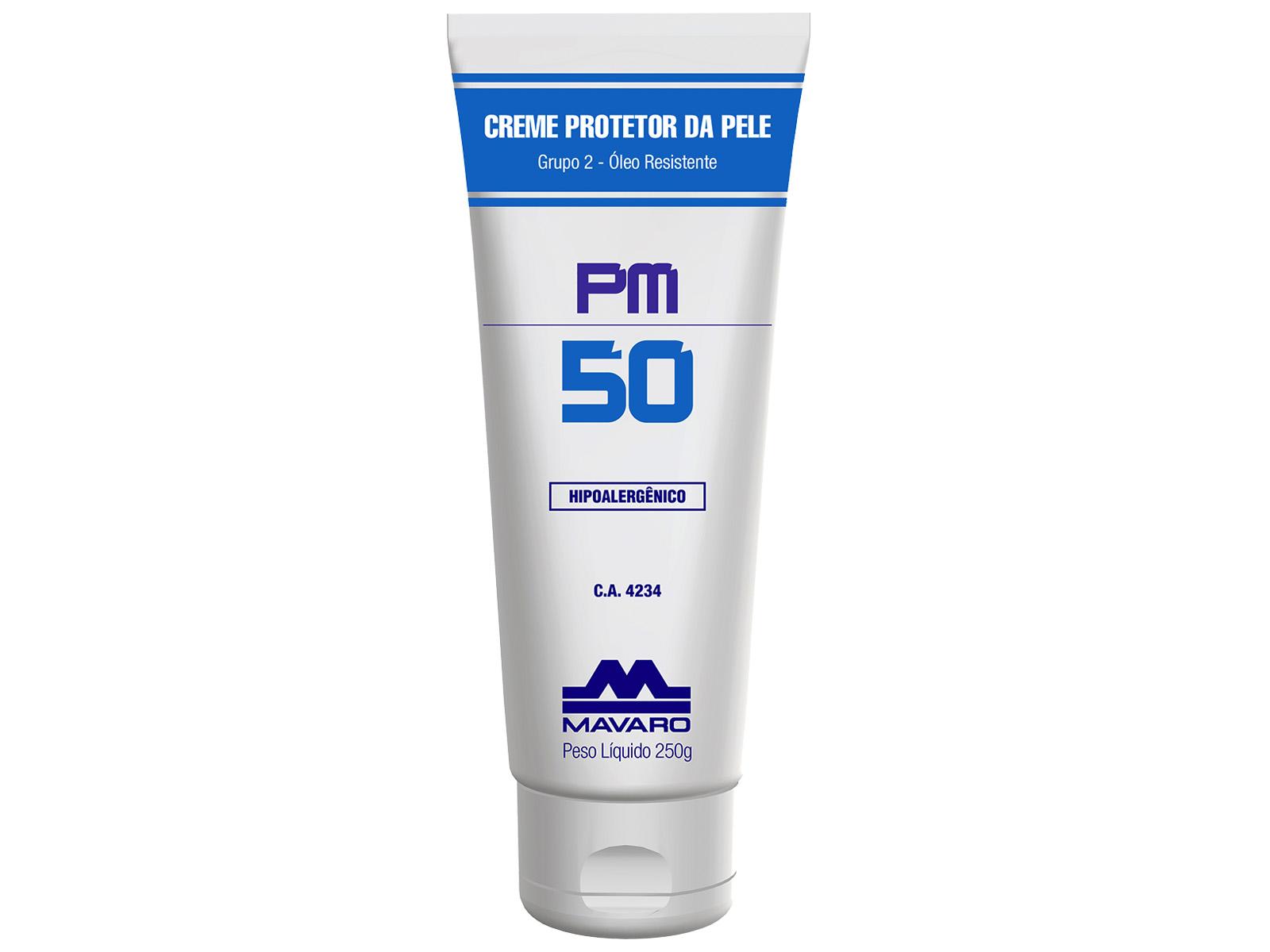 Creme de Proteção Profissional PM 50